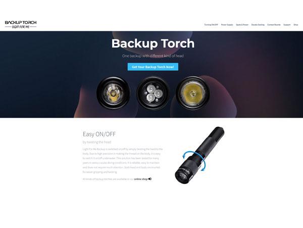 backuptorch.com